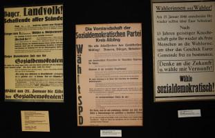 ..weitere Plakate aus der Ausstellung