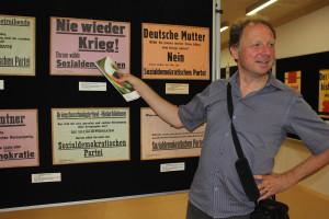 unter den Gästen auch Christian Poitsch vom Stadtmarketing Kolbermoor