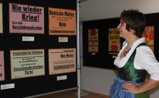 sowie auch unsere Landtagsabgeordnete Maria Noichl