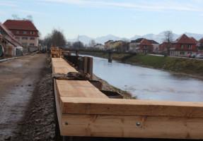 .. neuester Stand Hochwasserschutz
