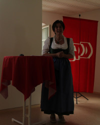 150 Jahre SPD - die Geschichte der Sozialdemokratie vorgetragen von MdL Maria Noichl